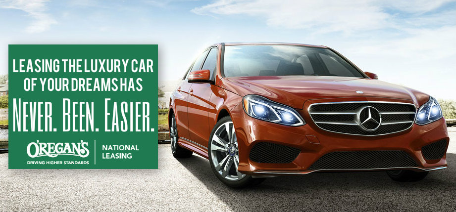 Luxury Car Lease >> Lease A New Or Used Luxury Car Halifax Ns O Regan S National Leasing